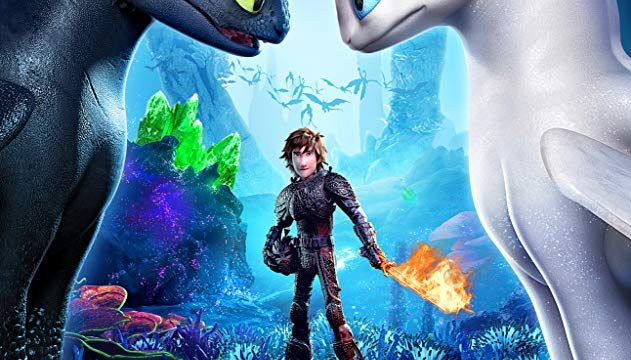How to Train Your Dragon 3: The Hidden World (2019) อภินิหารไวกิ้งพิชิตมังกร