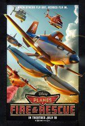 Planes: Fire & Rescue เพลนส์ ผจญเพลิงเหินเวหา