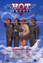 Hot Shots! 1 ฮ็อตช็อต 1 เสืออากาศจิตป่วน 1991