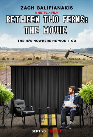 Between Two Ferns: The Movie (2019) บีทวีน ทู เฟิร์นส์: เดอะ มูฟวี่