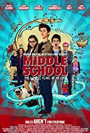 Middle School: The Worst Years of My Life (2016) โจ๋แสบ แหกกฏเกรียน