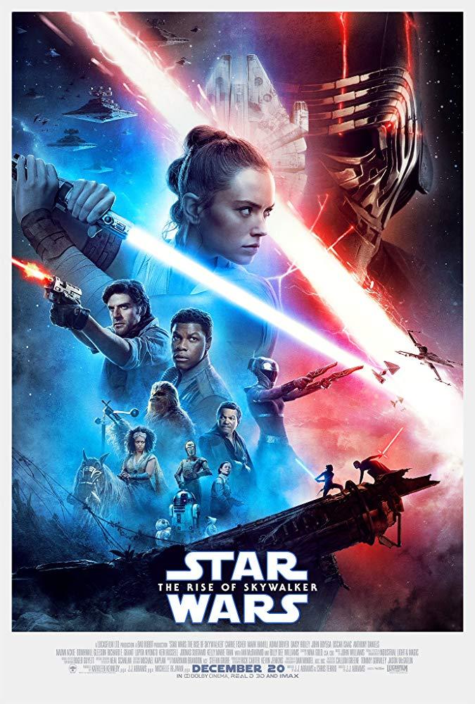 Star Wars 9 The Rise of Skywalker (2019) สตาวอร์กำเนิดใหม่ลุคสกายวอร์คเกอร์