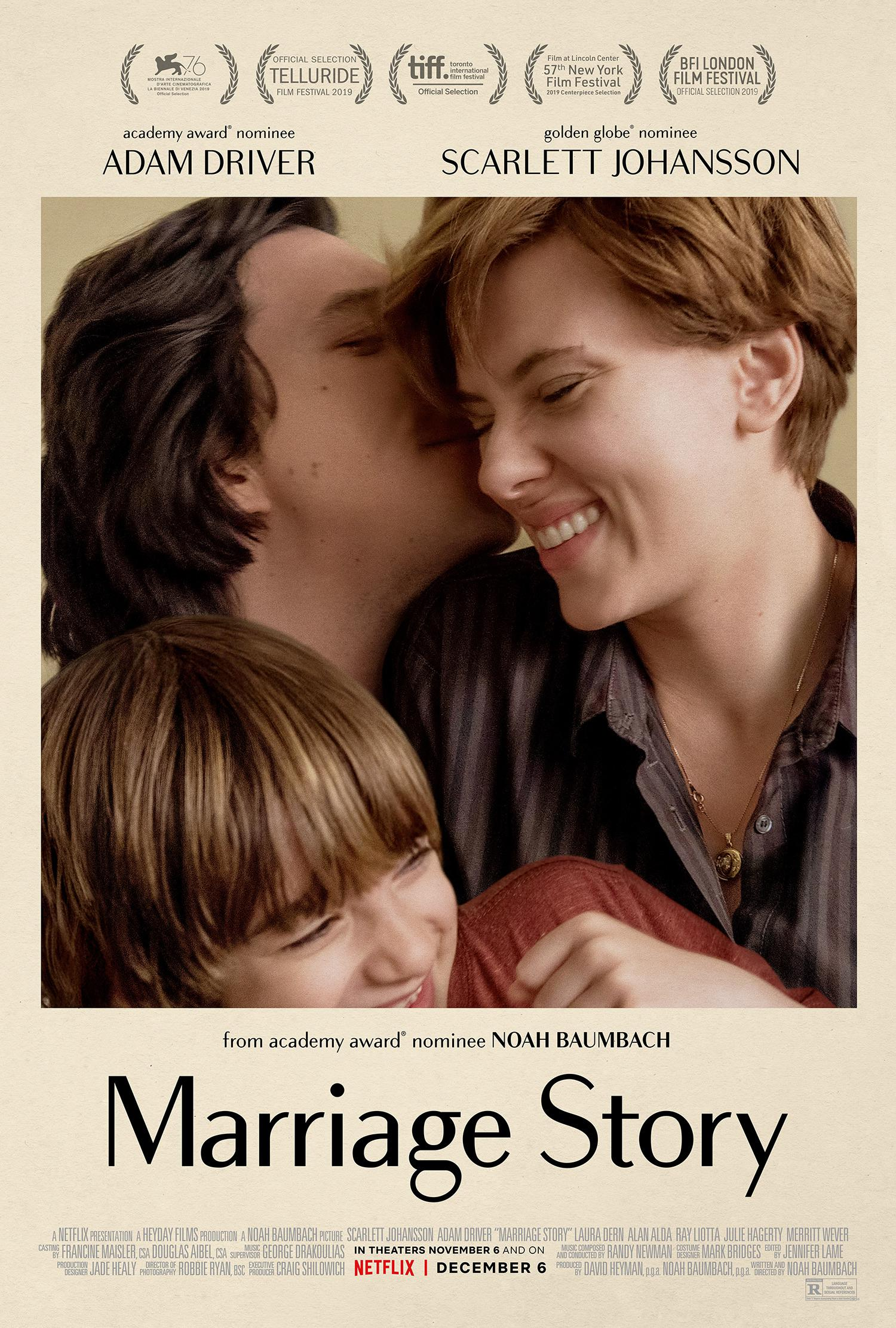Marriage Story (2019) [Sub TH]