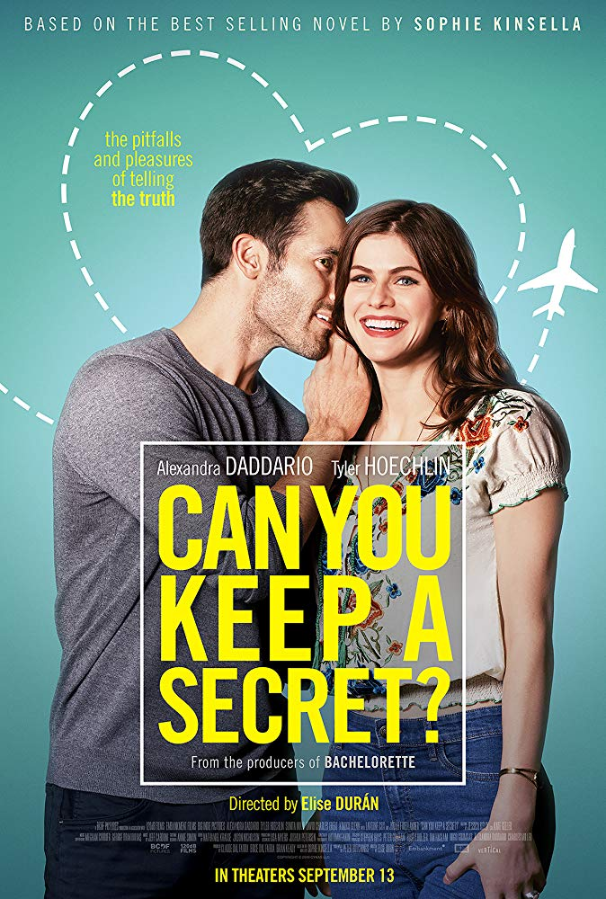 Can You Keep a Secret (2019)