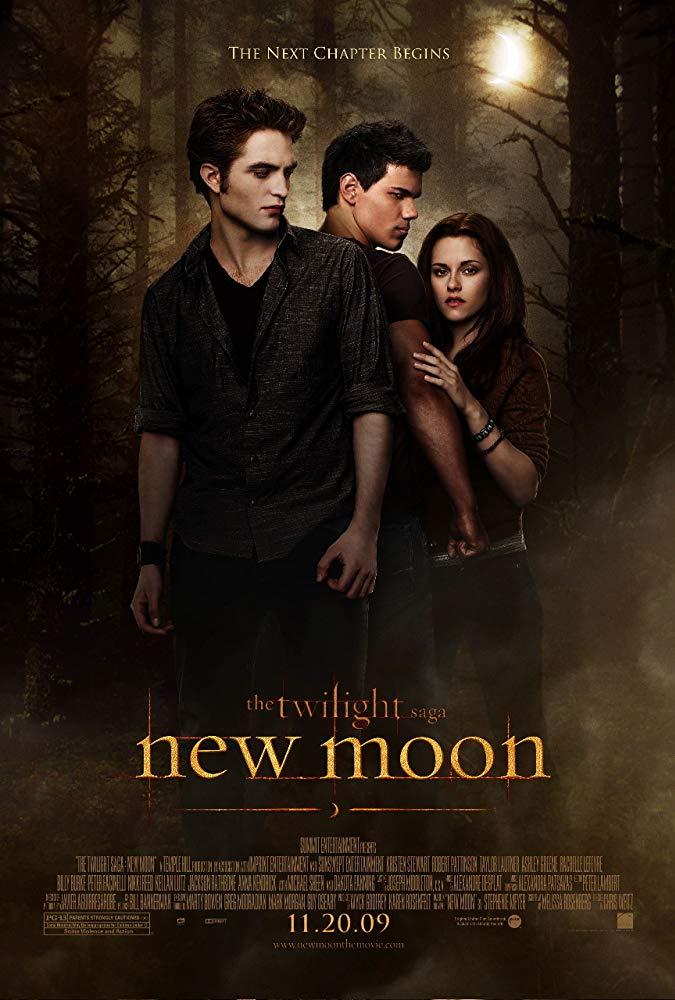 The Twilight Saga: New Moon (2009) แวมไพร์ ทไวไลท์ ภาค 2 นิวมูน
