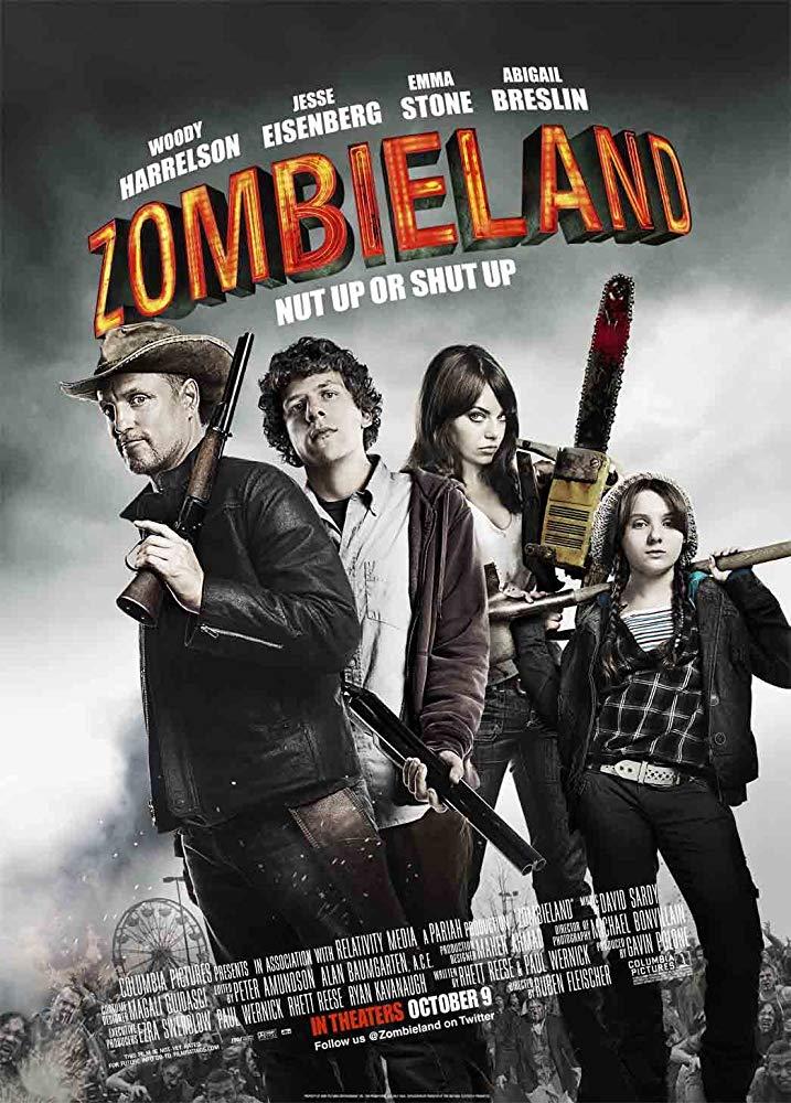 Zombieland (2009) ซอมบี้แลนด์ แก๊งคนซ่าส์ล่าซอมบี้