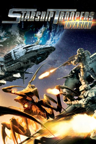 Starship Troopers Invasion (2012) สงครามหมื่นขาล่าล้างจักรวาล
