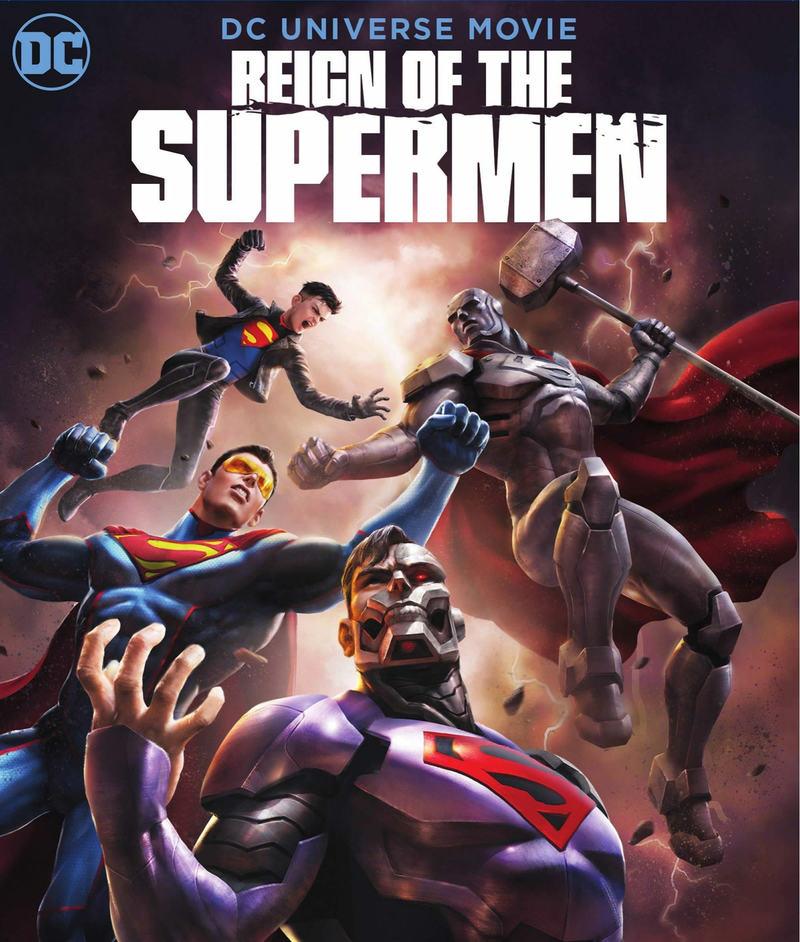 REIGN OF THE SUPERMEN (2019) ซับไทย