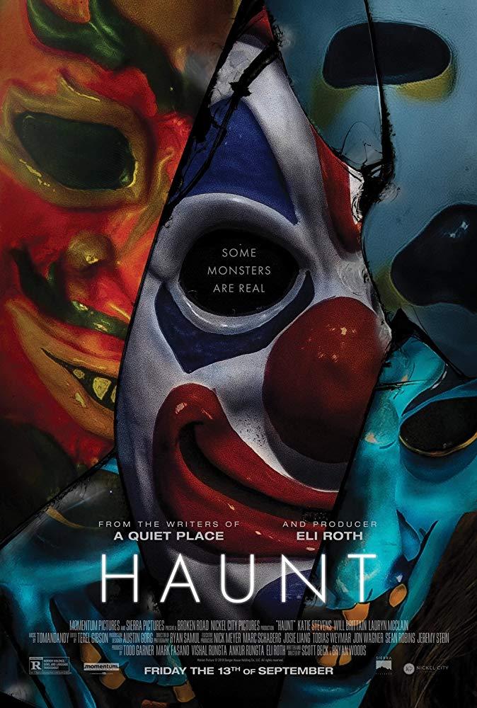 Haunt (2019) บ้านผีสิงอำมหิต