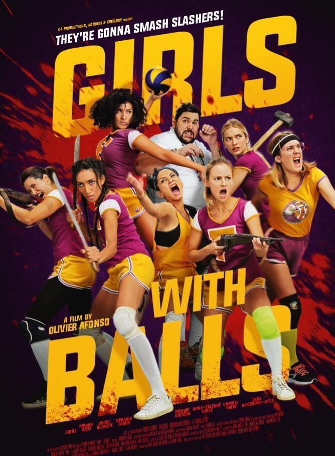 Girls With Balls (2018) สาวนักตบสยบป้า (ซับไทย)
