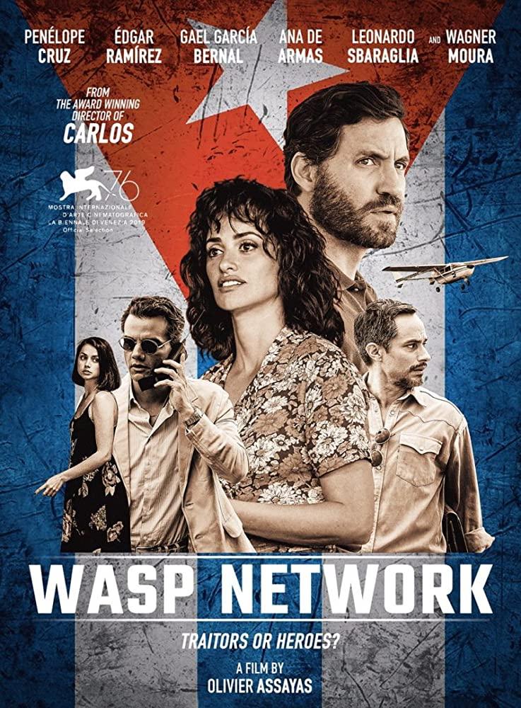 Wasp Network   Netflix (2019) เครือข่ายอสรพิษ