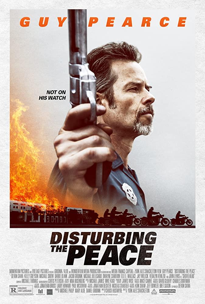 Disturbing the Peace (2020) สันติภาพ