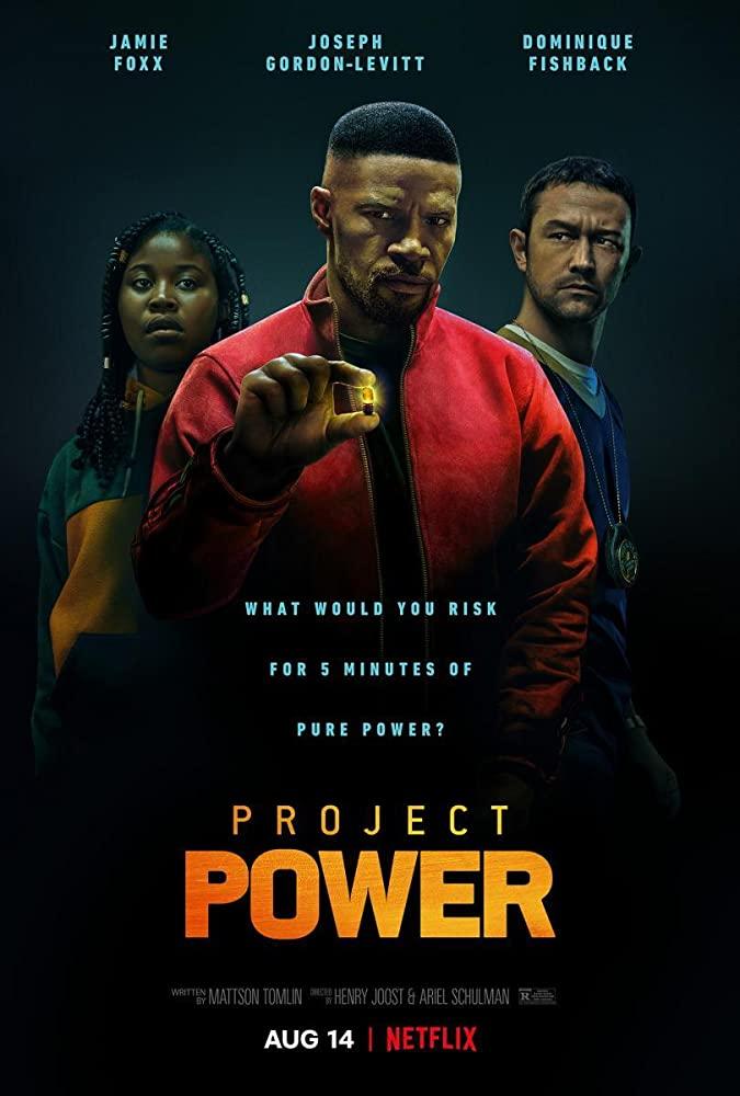 Project Power โปรเจคท์ พาวเวอร์ พลังลับพลังฮีโร่ (2020)