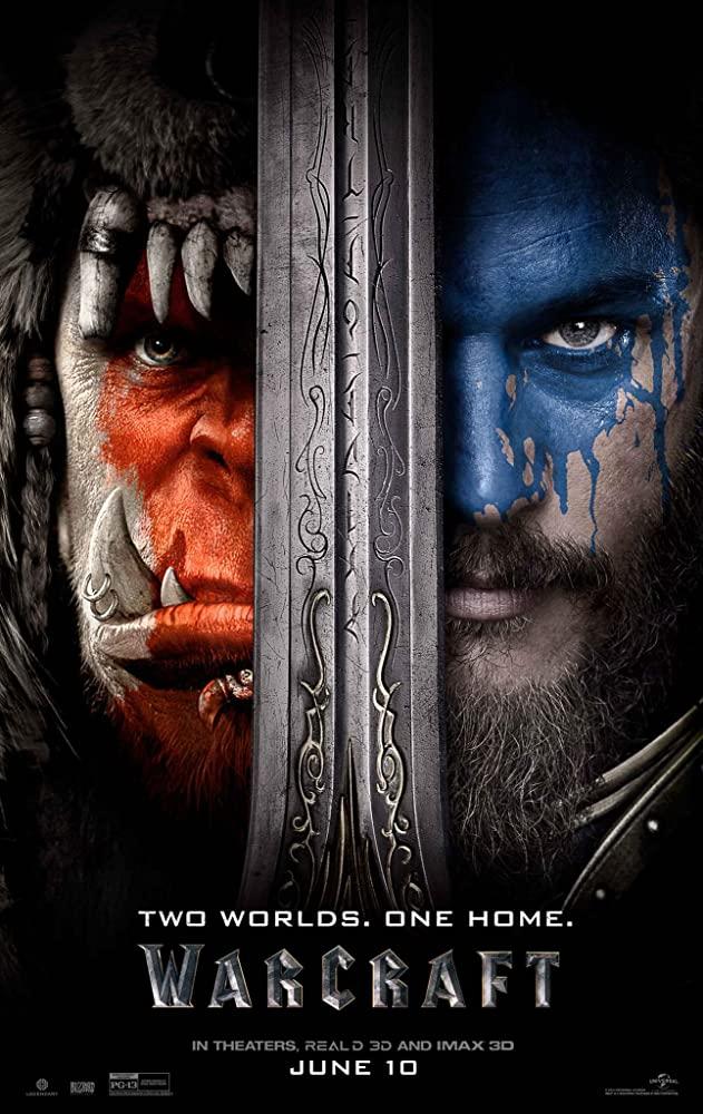 Warcraft The Beginning วอร์คราฟต์ กำเนิดศึกสองพิภพ (2016)