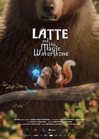 Latte & the Magic Waterstone ลาเต้ผจญภัยกับศิลาแห่งสายน้ำ (2020)