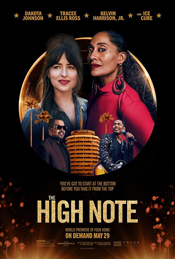 The High Note ไต่โน้ตหัวใจตามฝัน (2020)