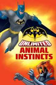 Batman Unlimited Animal Instincts (2015) แบทแมน ถล่มกองทัพอสูรเหล็ก
