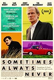 Sometimes Always Never (2018)