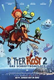 Knight Rusty (2013) หุ่นกระป๋องยอดอัศวิน
