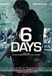 6 Days (2017) ซิกเดย์